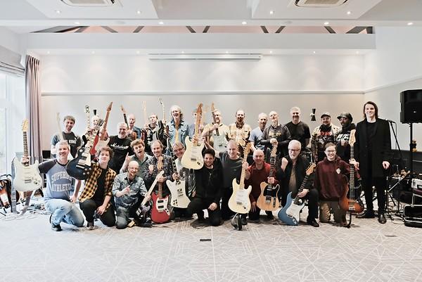 Guitar Weekend 31st Jan - 2nd Feb 2020