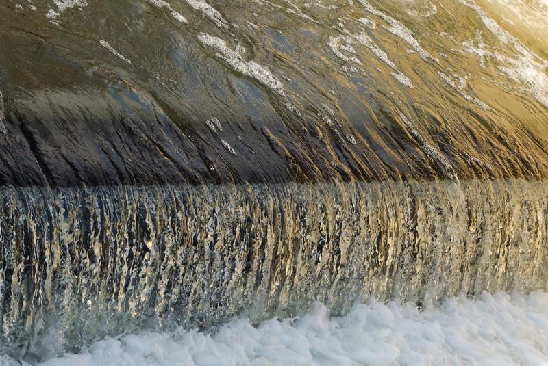 Waterfall at e.n.Hines Park-5469