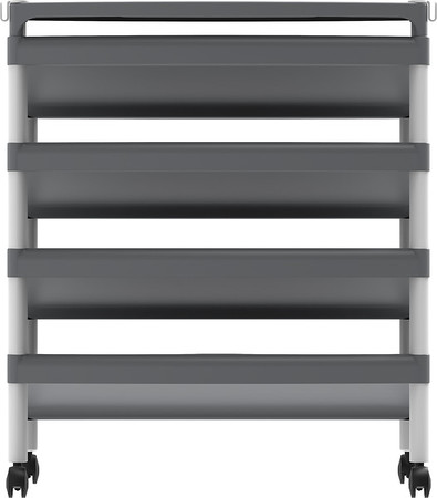 Shoe Rack with Wheels 4