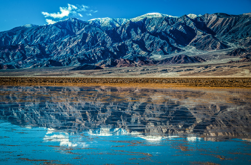 Death Valley Lake 4: Elliot McGucken Death Valley National Park Fine Art Landscape Nature Photography Prints