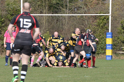 Atherstone 2nds Warwickshire Shield Final March 2014