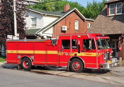 Toronto, ON & Montreal, QC Fire Apparatus