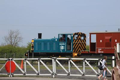 Derwent Valley Light Railway