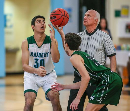Ransom Everglades Boys Basketball, 2016