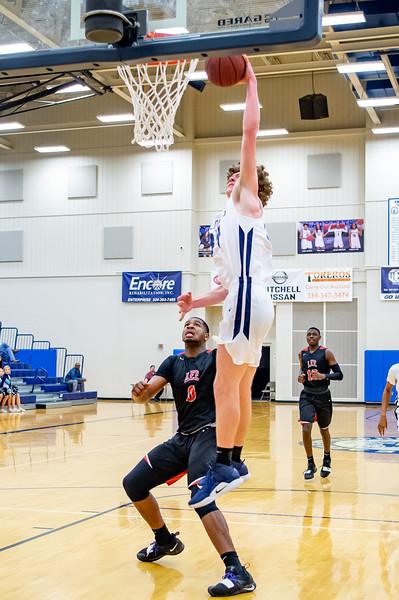 2018 EHSvsREL Basketball