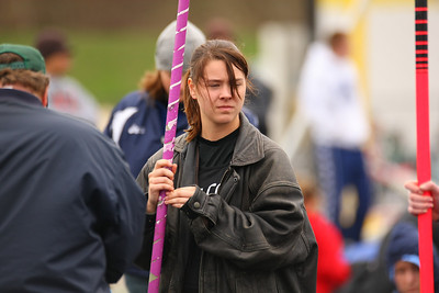 2009-03-28 Elk Relays Girls Pole Vault