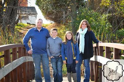 Dean Family October 2015