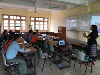 2016 Externship Sharing Session in Pyay