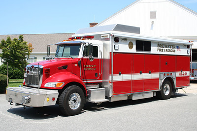 Brewster Fire Dept
