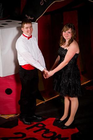 Hillsboro Prom - March 26, 2011