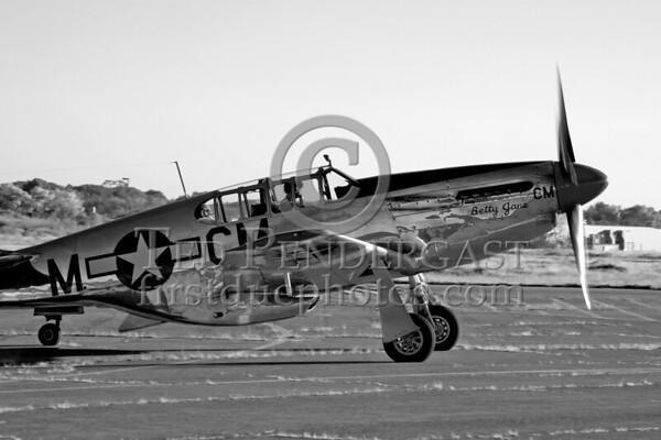 """P-51 """"Betty Jane"""""""