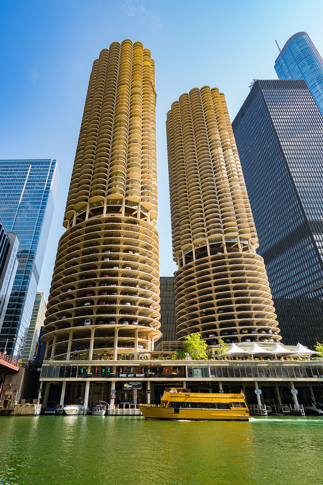 Chicago Illinois ~ Marina City