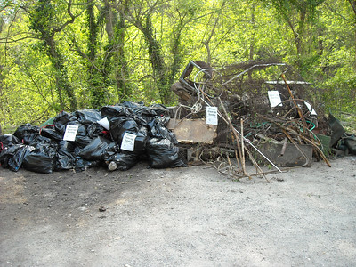 4.11.10 New Cut Road Stream Cleanup--Part 2 of 2