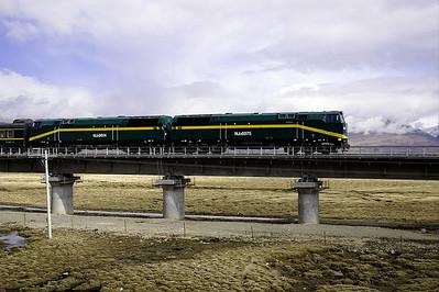 Train to Tibet