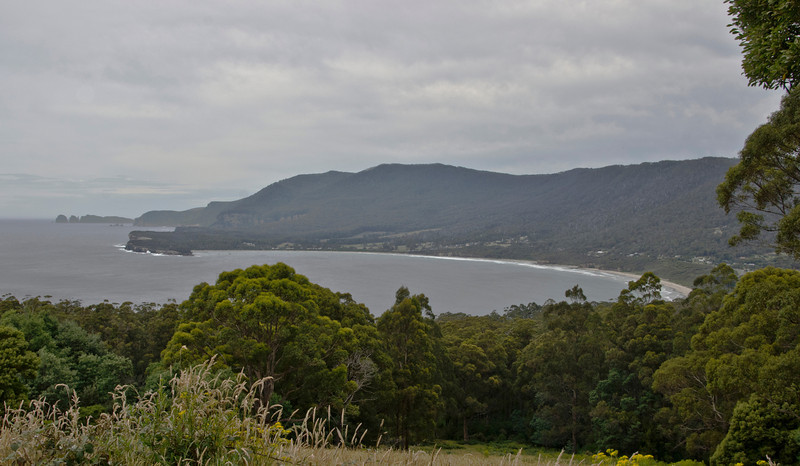 A bay on the road to Port Arthur (2)