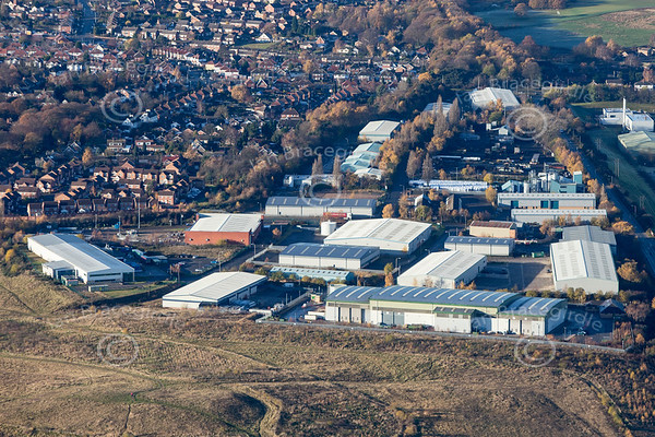 Crown Farm Industrial Estate