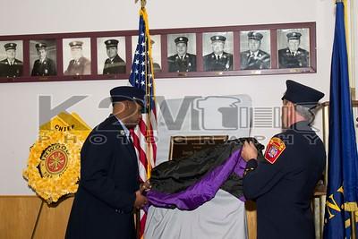 Sanford Plaque Dedication [12-13-15]