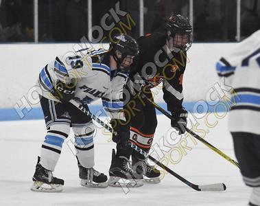 Franklin - Oliver Ames Boys Hockey 1-2-19