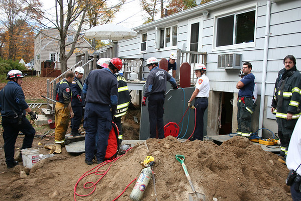 Stoughton Trench Rescue