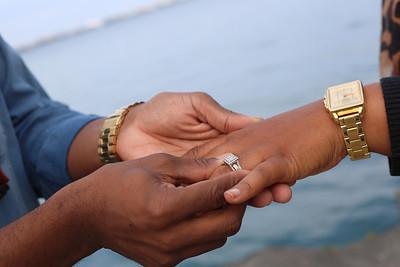 Larissa & Randall's Engagement Session