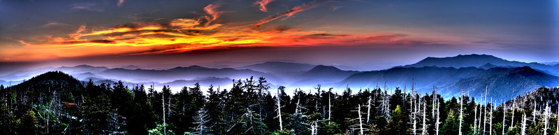 Great Smokey Mountains Collection