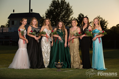 Shoals Christian Homecoming Court 17