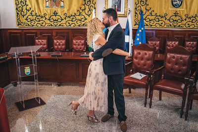 Paola y Fernando (Ayuntamiento)