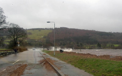 6th Feb Storm and Floods