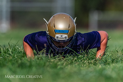 Football Summer Training 7-26