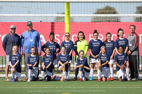 2019-Fall Fighting Eagles Girls Soccer