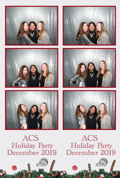 ACS Holiday Party (12/13/19)