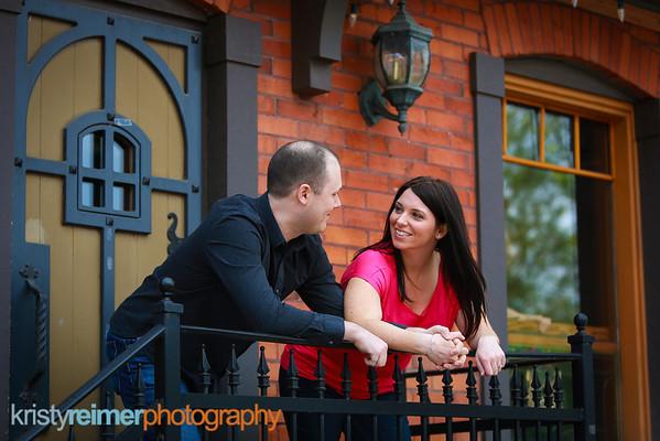 Jenny and Rob