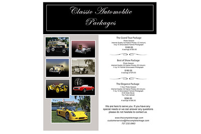 Classic Auto Packages