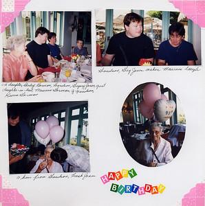 Grandma Jones Family Album