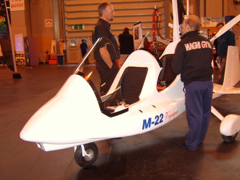 Sports Aviation Show NEC