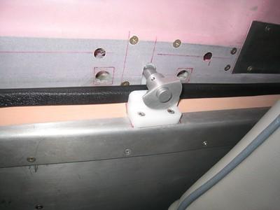 Shawn's door latch