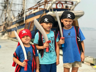 18Aug21 Pirate trip NJ boys