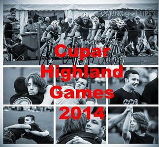 The 2014  Cupar Highland Games
