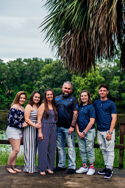 Kenney Family 2018