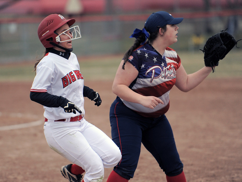 Cousino vs Chippewa Valley on April 13, 2018. MACOMB DAILY PHOTO GALLERY BY DAVID DALTON