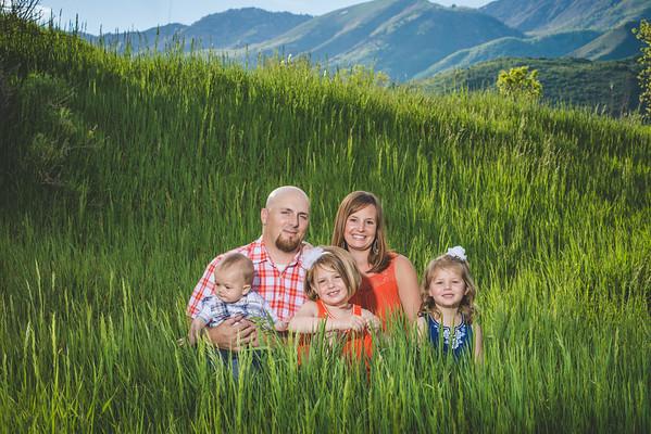 Brown Family  //  June 2013