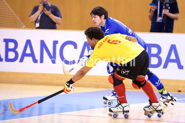 day2: Belgium vs Italy