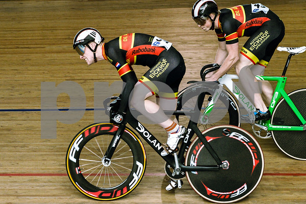 2015 Track Cycling