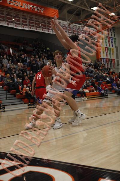 1/31/2020 Marshalltown @ VHS Varsity Boy's Basketball