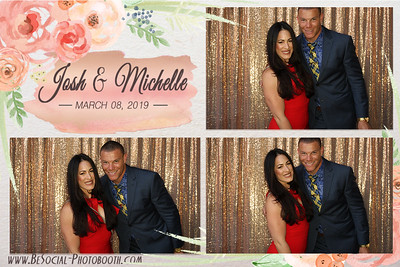 Michelle and Josh Wedding 2019