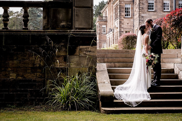 Chris and Rachel's Crathorne Hall Wedding