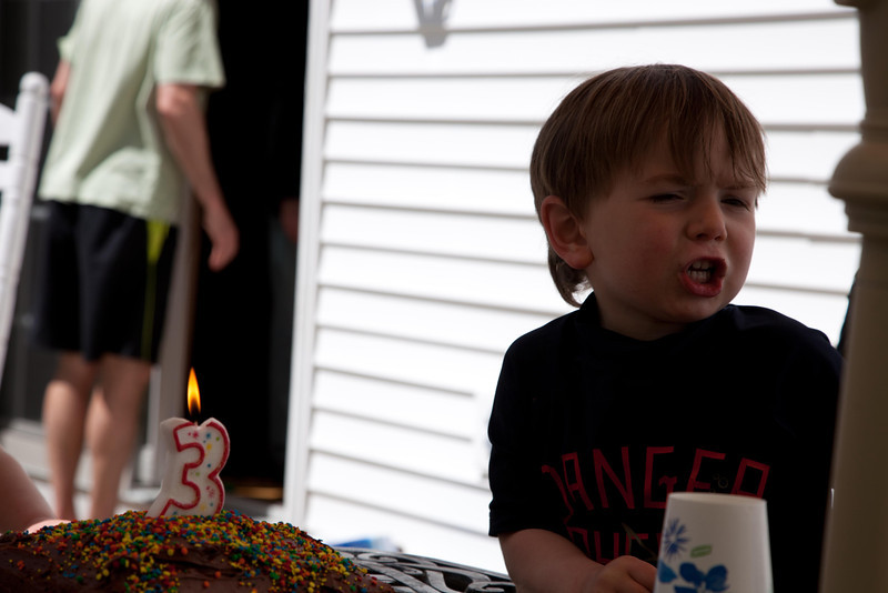 Briggs Leary 3rd Bday