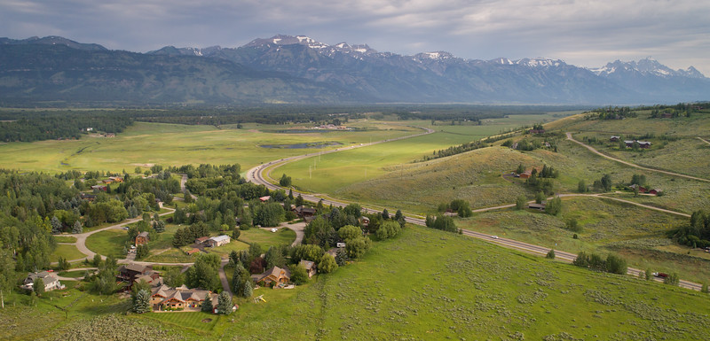 Skyline Ranch, Jackson Hole, Berkshire Hathaway.