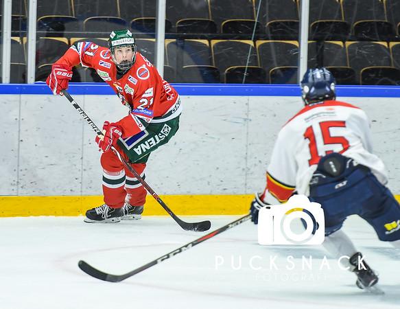 J18 Elit Södra: Frölunda HC - Mariestad BoIS HC 2018-11-11