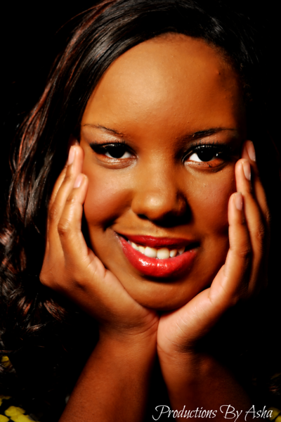 Delaina Makeup- makeover